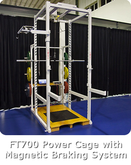 FT700 Power Cage with Magnetic Braking System
