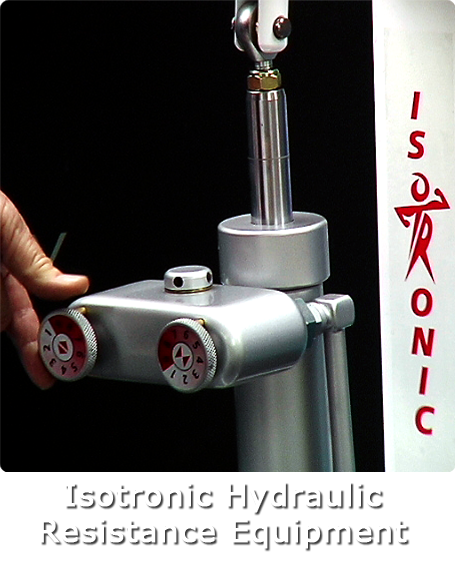 Isotronic Hydraulic Resistance Equipment